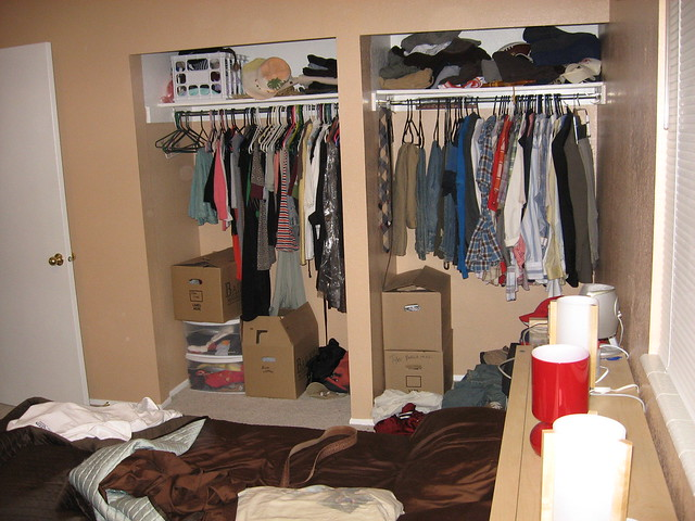 Bedroom & Closet remodel | Flickr - Photo Sharing!