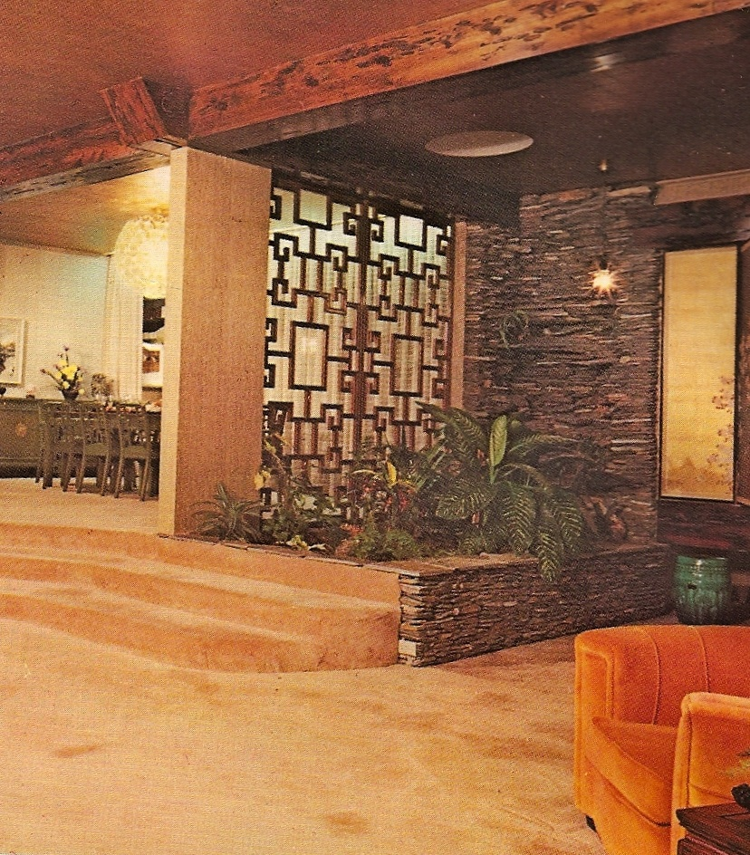 Architectural Digest: 1970s Architectural Digest