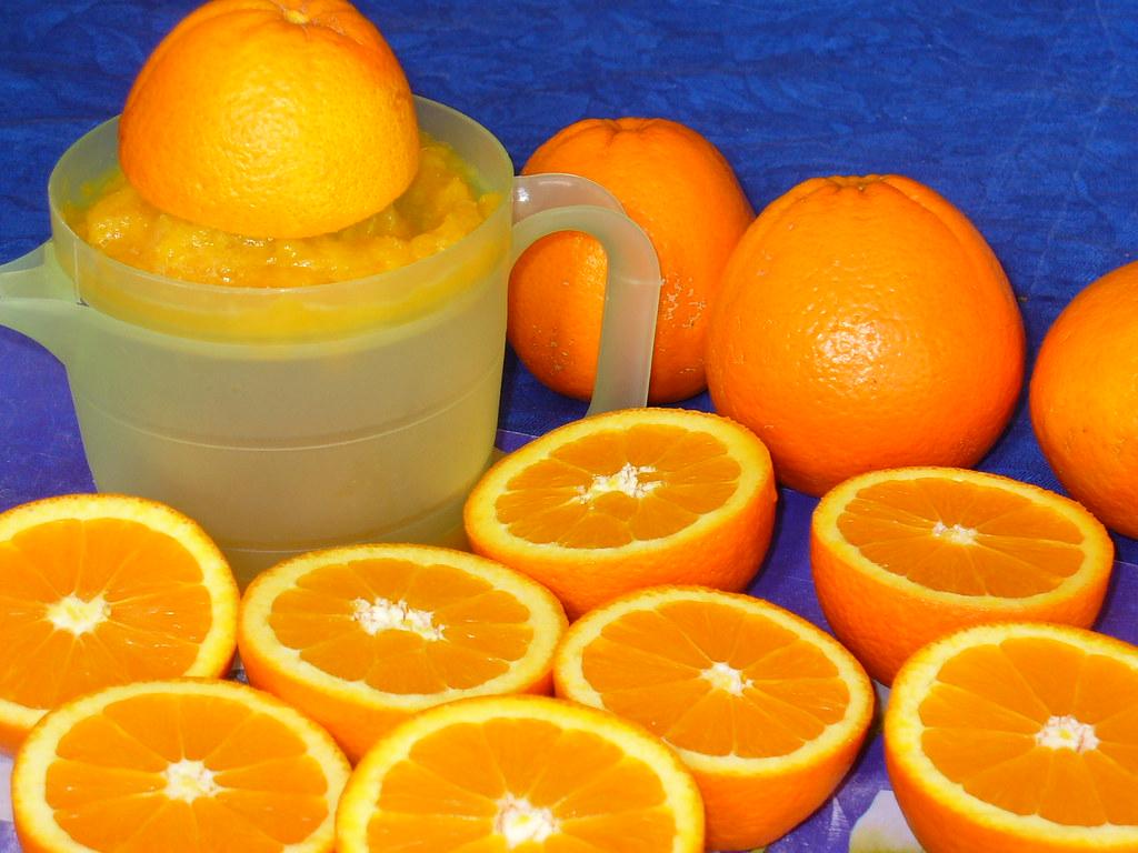 Decoration Mariage Orange Marron