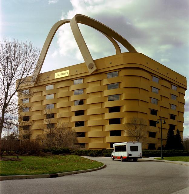 Longaberger Basket Building   Flickr - Photo Sharing!