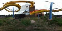 recreation(0.0), outdoor recreation(0.0), leisure(0.0), playground slide(0.0), playground(0.0), park(0.0), roller coaster(0.0), water park(1.0), amusement ride(1.0), amusement park(1.0),