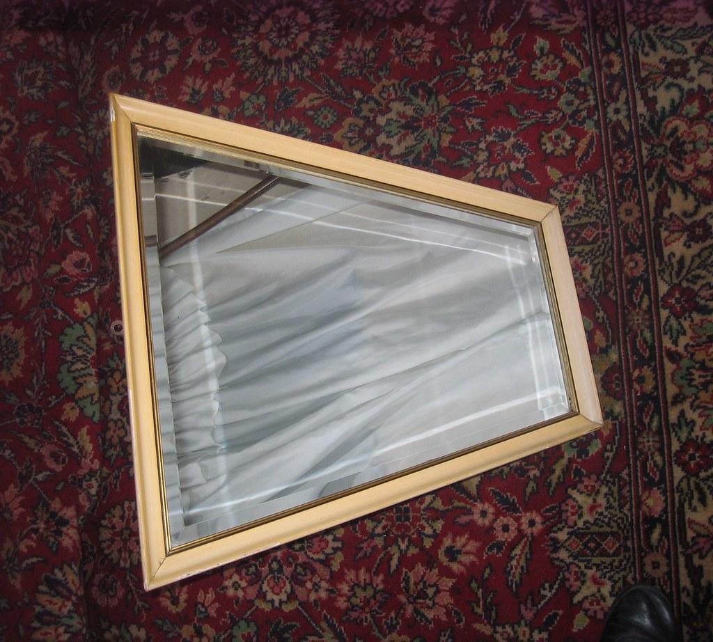 Espejo de pie cuerpo entero marco antiguo frances tallado for Marcos para espejos de pie