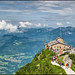 Hitler's Eagle's Nest (Kehlsteinhaus) by Souvik_Prometure