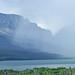 Rain Glacier National Park