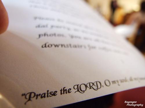 praise photo