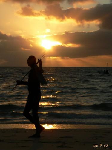 beach sunrise dawn fishing explore mozambique mocambique vilankulo vilankulos platinumphoto impressedbeauty