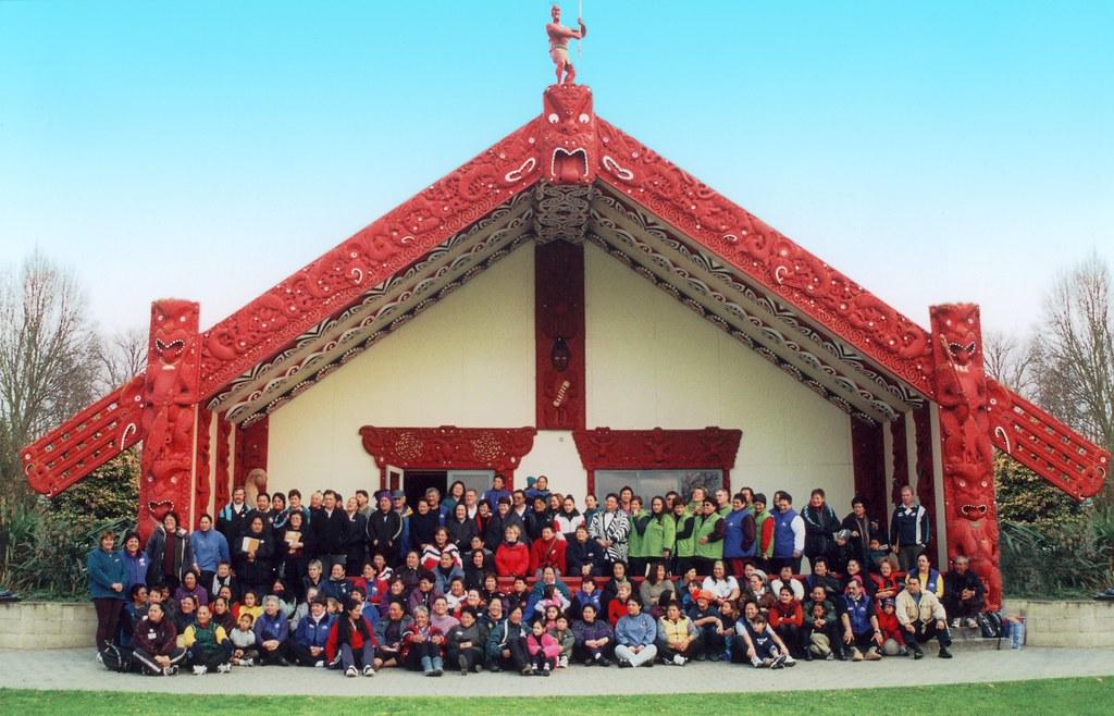 Hui a Tau, Te Aute College, Pukehou, 2001