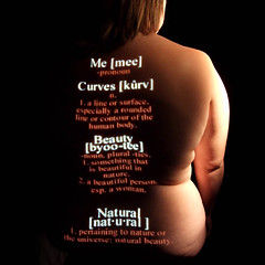 The Mozaïk~Curves Project, Positive Body Image !