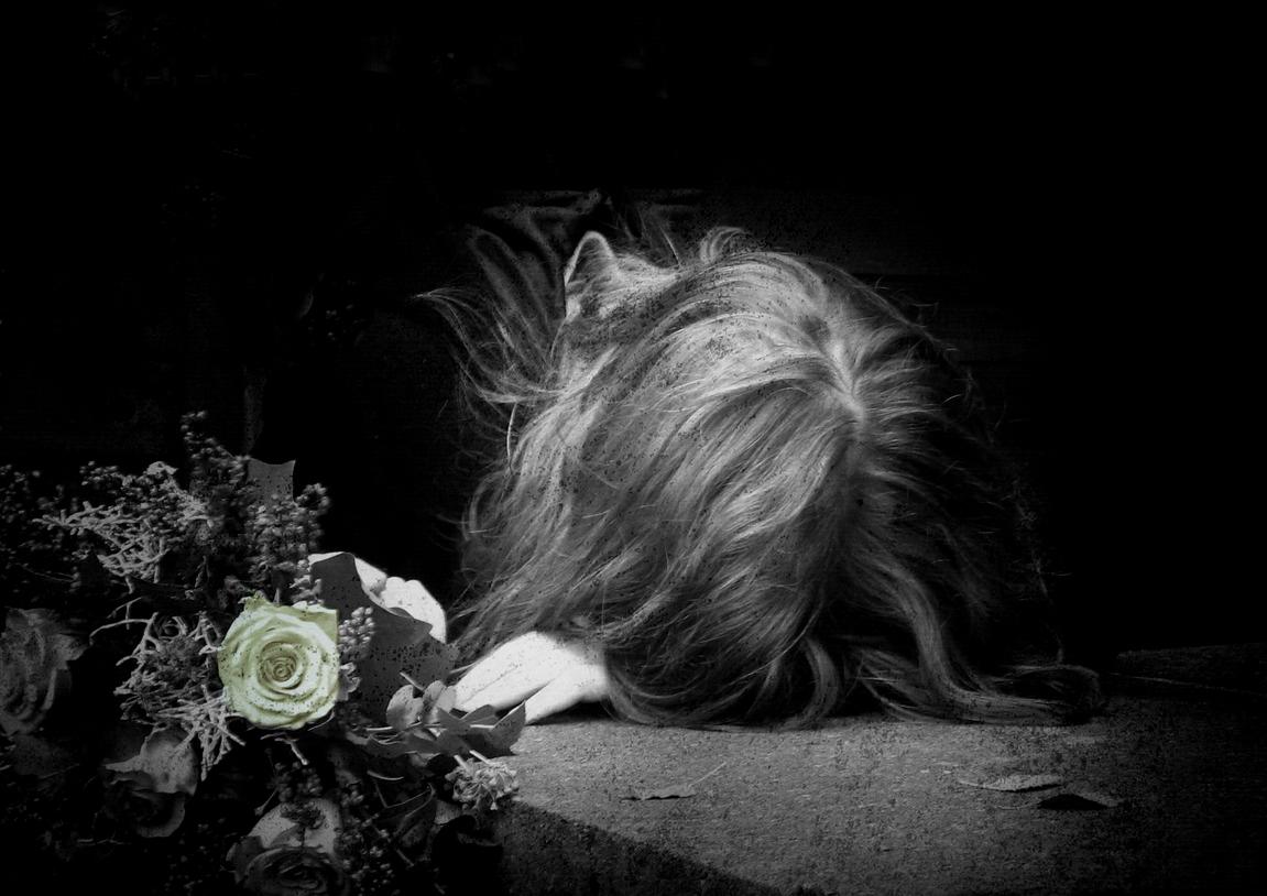 Photo:Broken Flowers By:h.koppdelaney