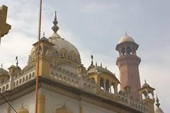 Samadh (funerary monument) of Maharaja Ranjit Singh, Lahore