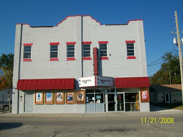 Downtown Movie Theatre Flickr Photo Sharing