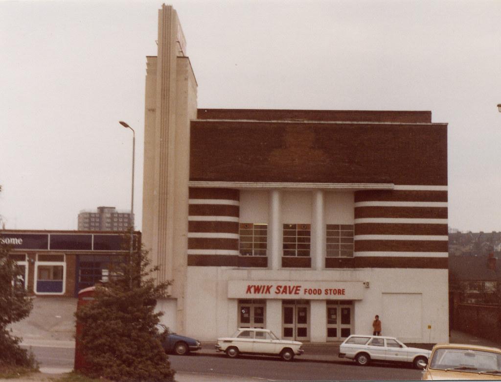 Metropole Cinema, Mansfield Road
