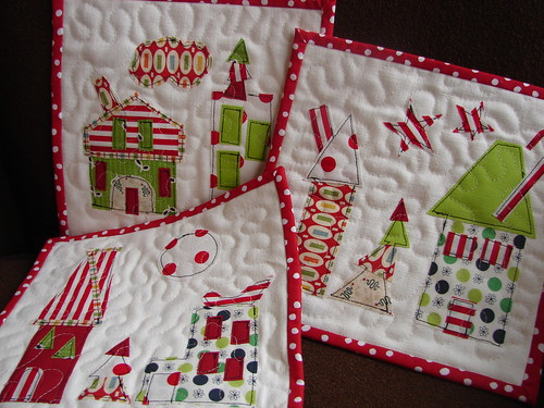 little christmas quilts