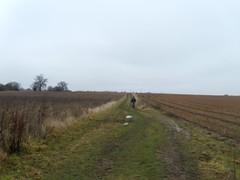 Starting the walk