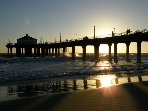 Huntington Beach Municipal Pier