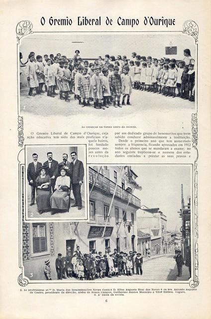 Ilustração Portugueza, No. 437, July 6 1914 - 7