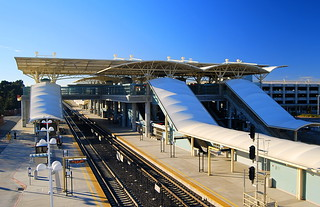 Milbrae BART-Caltrain Station | by Tolka Rover