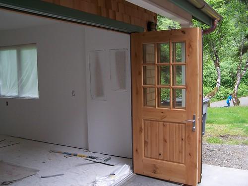 Bifold Garage Doors : Folding doors vertical garage