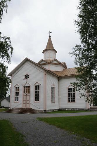 church finland soini