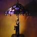 Haunted Mansion Stained Glass Lamp by Miehana