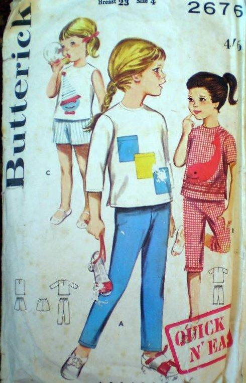 Butterick  2676