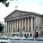 ภาพของ National Assembly. paris france seine 1968 bourbon nationalassembly palaisbourbon assembléenationale