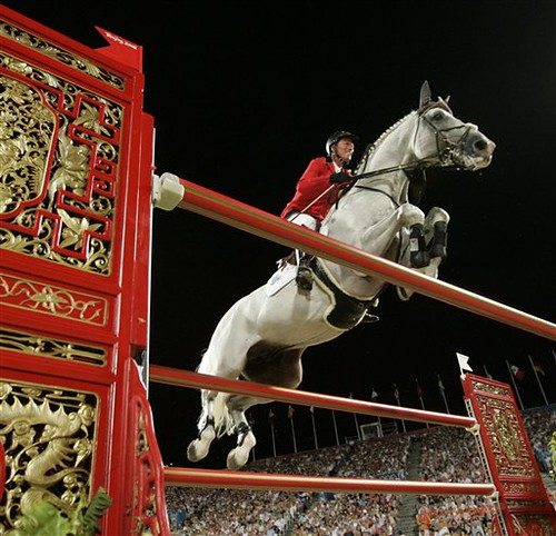 Beijing Olympics Equestrian Show Jumping | Flickr - Photo ...