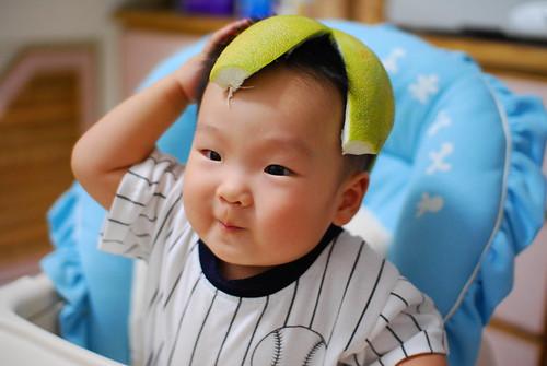 柚子皮帽(2)