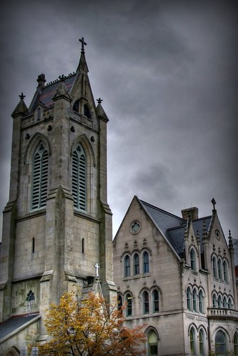 old building church architecture century photography sony series scranton 300 alpha dslr 2008 hdr episcopal 19th a300 α a dslra300 α300 dslra300k αlpha dslrα300 dslrα300k
