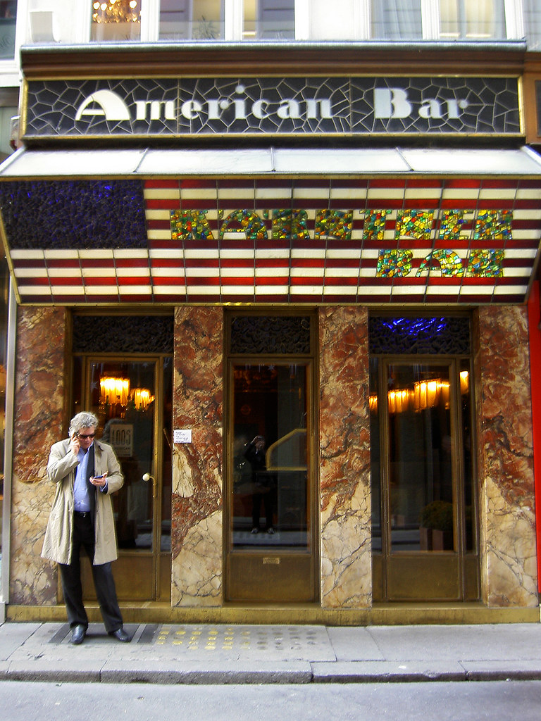 Loos american bar vienna travel guide for Food bar vienna