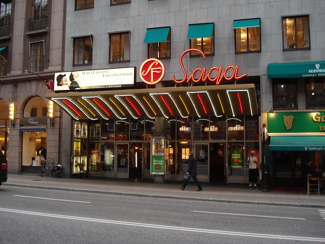 SAGA Stockholm International Women's Film Festival