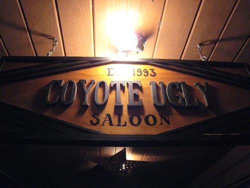 austin, 6th street, bars, nightlife, Coyote… IMG_6826