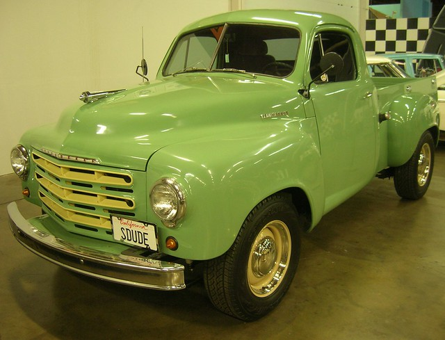 1949 Studebaker Pick Up Hot Rods http://www.flickr.com/photos/jacksnell707/2997488232/