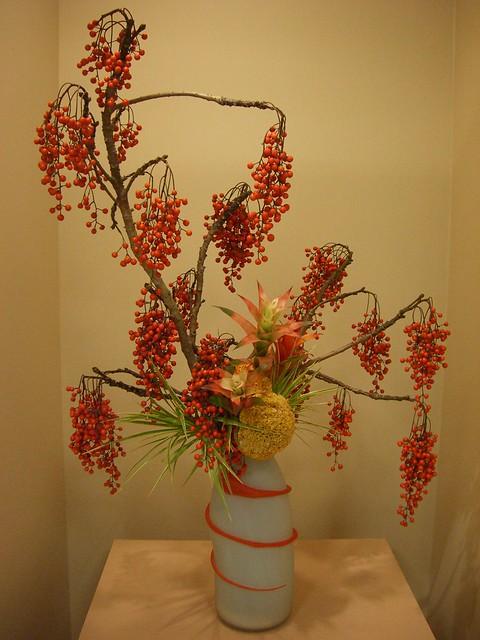 Japanese flower arrangement 11, Ikebana: \u3044\u3051\u3070\u306a   Flickr ...