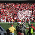 Nebraska Cornhuskers v. Colorado Buffalos 2008
