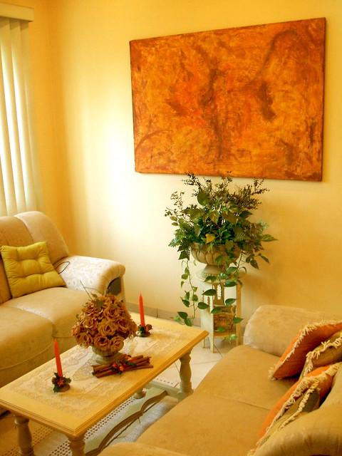 Living Room Sala De Estar ~ Living Room  Sala de (Bem) Estar by Jurema Basso  Bijujú