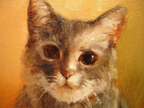 ChinChin Portrait #2