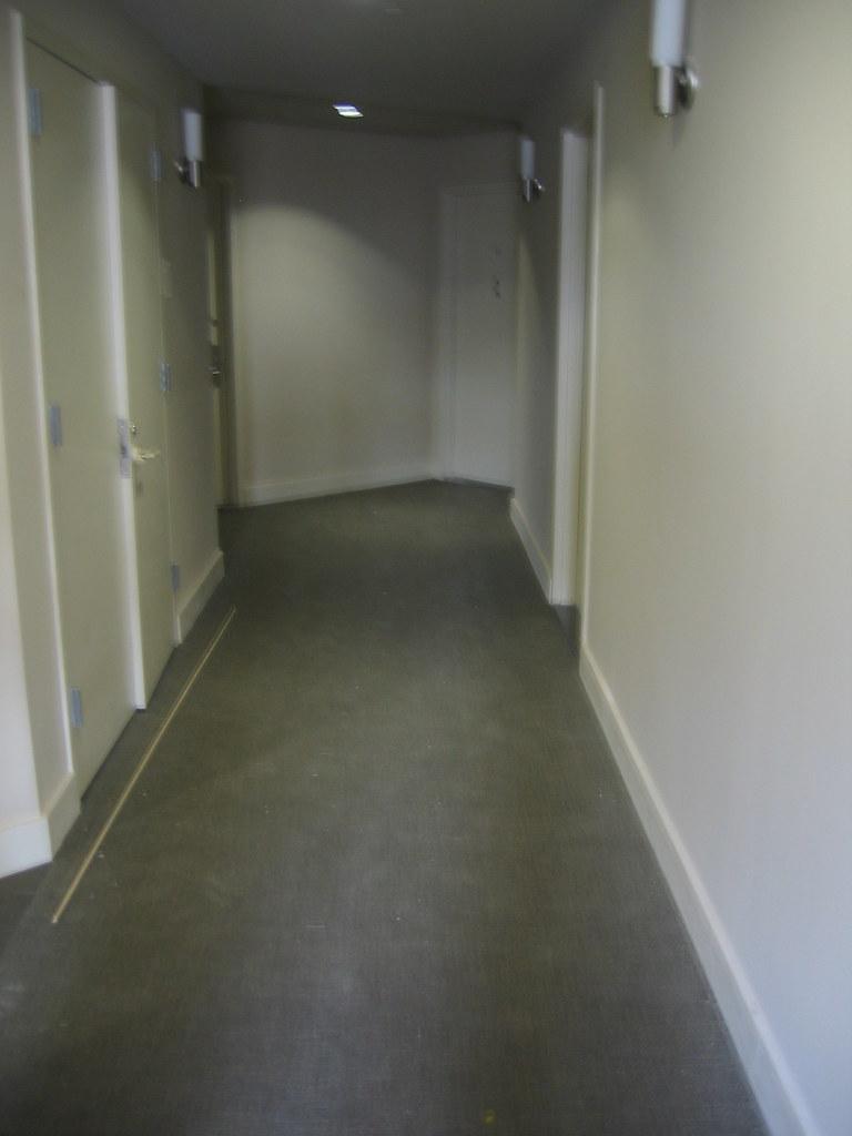 We have carpet!
