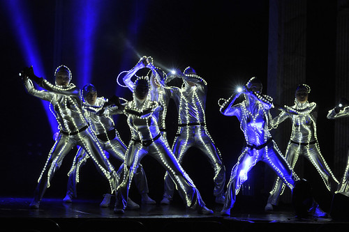 Luminocity im Teatro dell