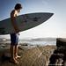 Surfeur © Terre et Côte Basques