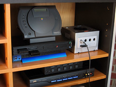 PS2 and GameCube (circa 2002) | by blakespot