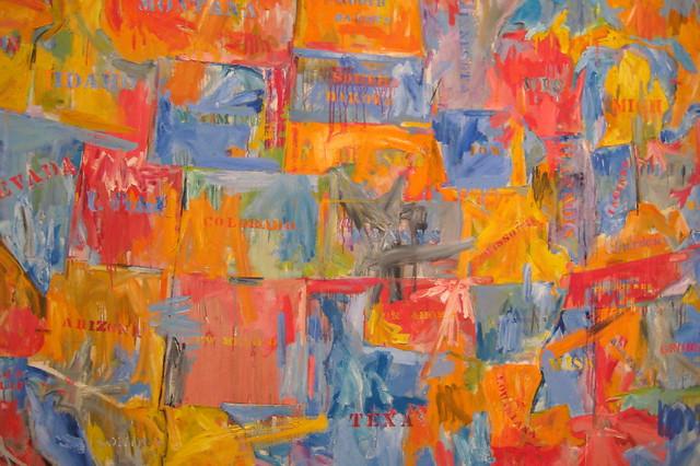Jasper Johns Paint Can