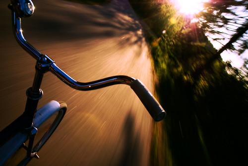sun motion bike bicycle speed finland action flare handheld gary tilt 2008 jyväskylä kesä hobson 18200vr rantaraitti starty