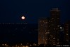 Moonrise Over Lake Michigan by Theory