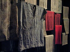 Seua yan - protective shirt