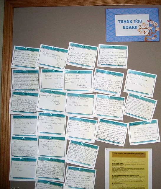 Board Member Thank You Letter Template