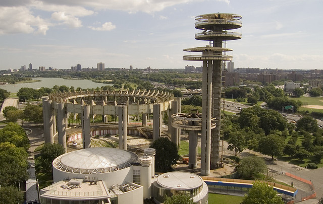 New York State Pavilion (1964-1965 World's Fair)