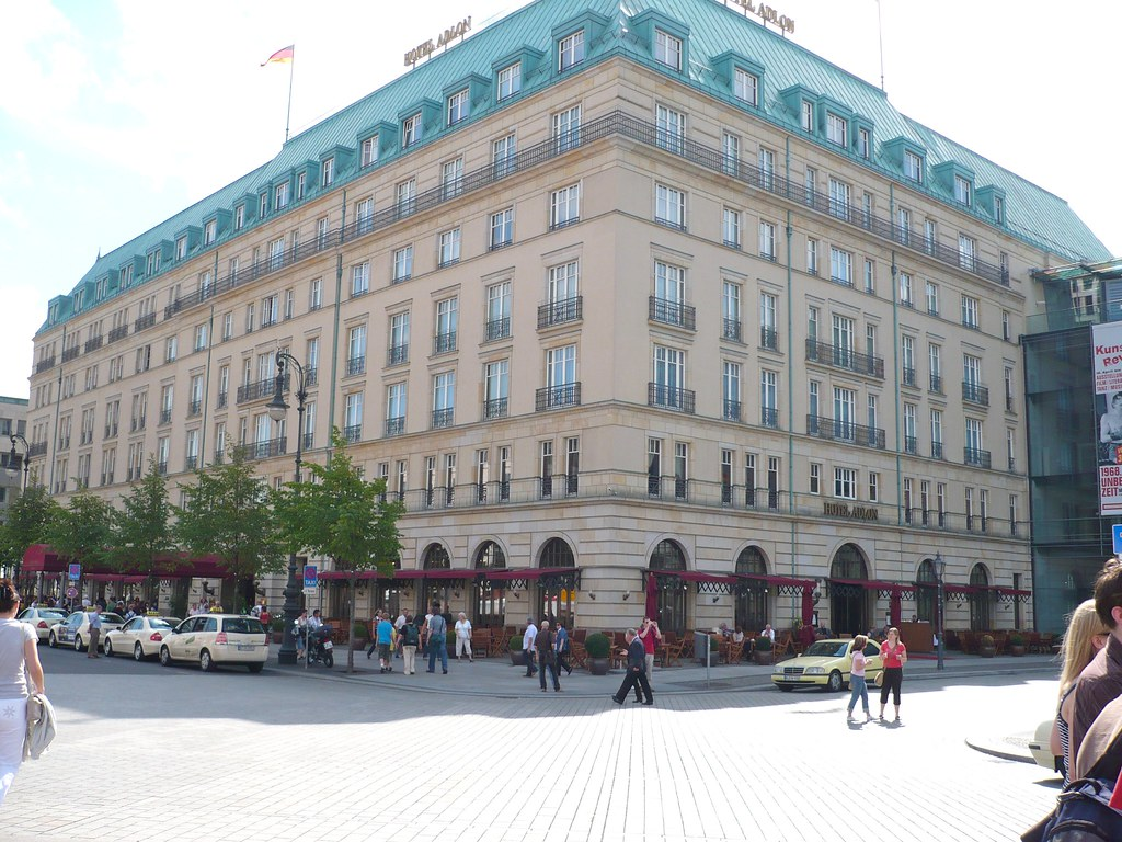 Hotel Adlon - Berlin