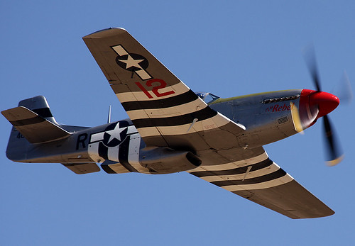 P-51D Mustang - The Rebel | by EverydayTuesday