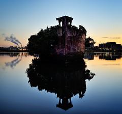 Homebush Bay Wreck
